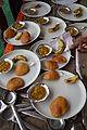 Breakfast - Rawatpura Sarkar Ashram - Chitrakoot - Satna 2014-07-06 7160.JPG