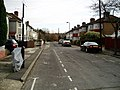 Brentvale Avenue - east side - looking east - geograph.org.uk - 1066777.jpg