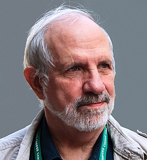The American film director Brian De Palma at t...