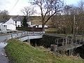 Bridge and farmhouse - geograph.org.uk - 1124178.jpg