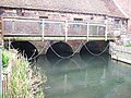 Bridge over mill leat - geograph.org.uk - 1261559.jpg