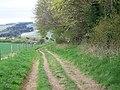 Bridleway, Whitsbury - geograph.org.uk - 1252323.jpg