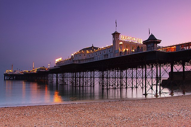 Brighton Pier, United Kingdom