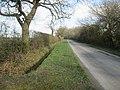 Brind Lane toward Wood Lane (geograph 6101798).jpg