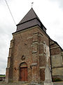 Brissay-Choigny église (clocher) 1.jpg