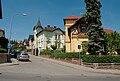 Brno-Masarykova čtvrť - původní německé domy na severní straně Všetičkovy ulice (pohled od východu).jpg