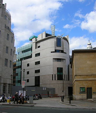 BBC London - BBC London moved to the new Egton Wing of Broadcasting House in 2009.