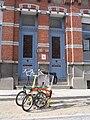 Brompton-bicycle-Luna Luna Fiets Fiets Deur Deur - Mechelen - Belgium.jpg