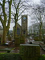 Bronte Commemorative Tablet Haworth Church, Main Street 2.jpg