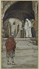 Brooklyn Museum - Lord, I Am Not Worthy (Domine Non Sum Dignus) - James Tissot - overall.jpg
