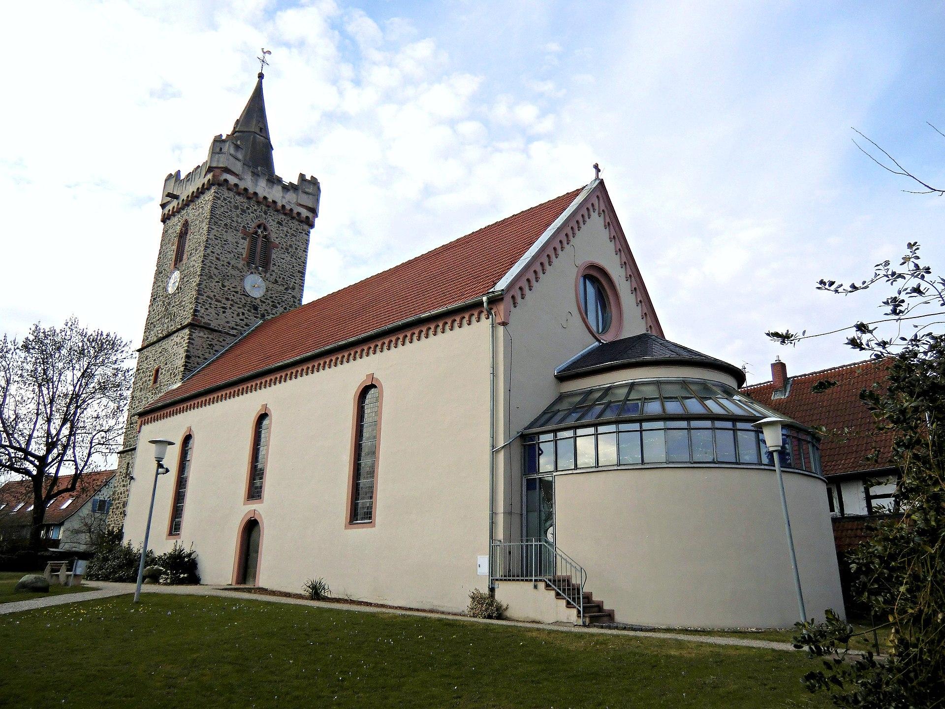 Evangelische Kirche Bruchköbel