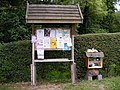 Bruisyard Village Notice Board - geograph.org.uk - 1442053.jpg
