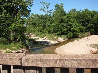 Brush Creek (Bryant Creek)