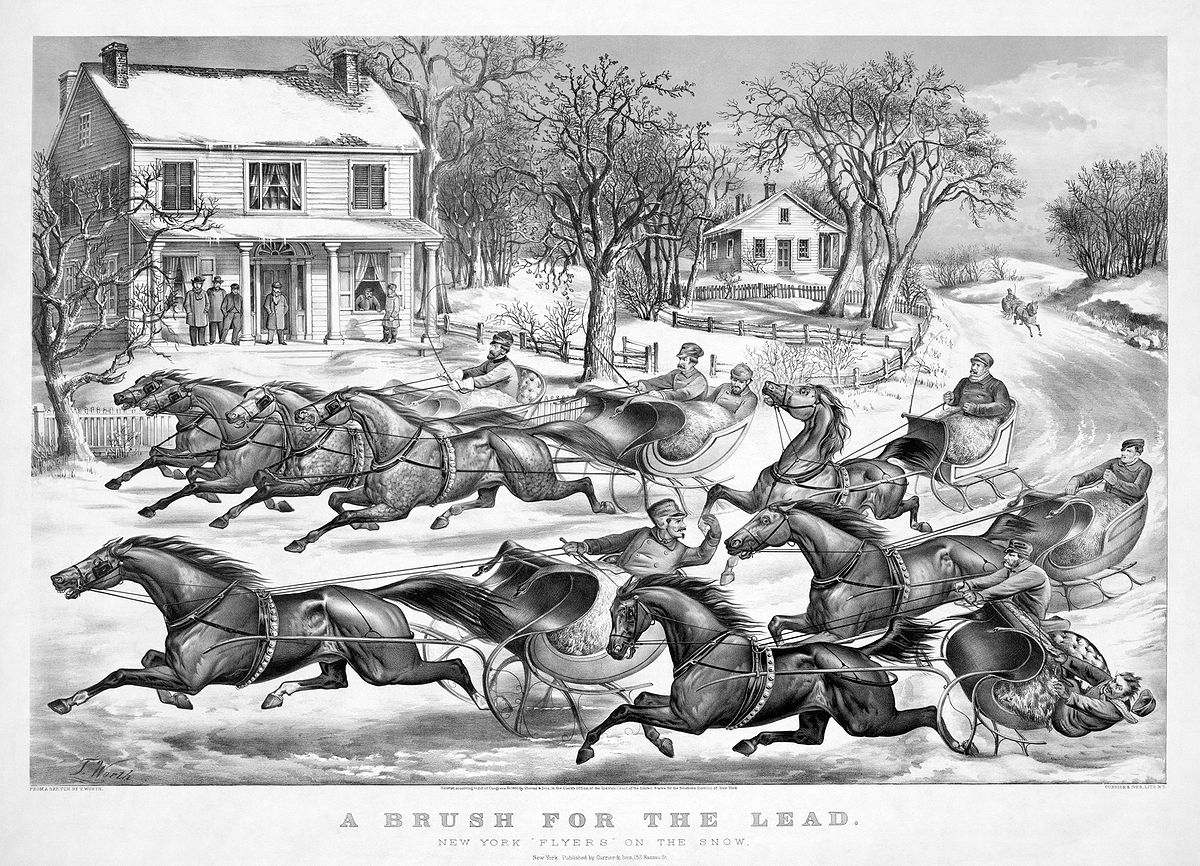 Currier and ives wikipedia for The ives