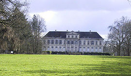 The château of Bryas