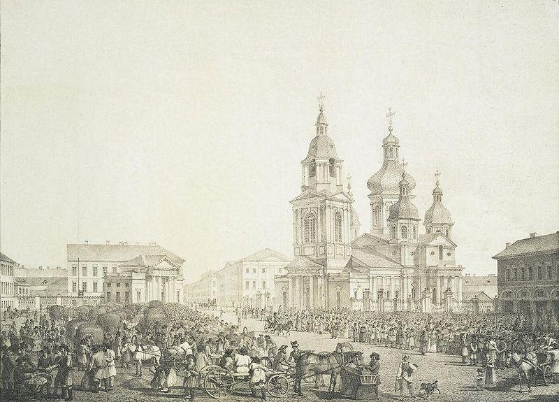File:Bryullov A Sennaya Square 1822 cropped.jpg