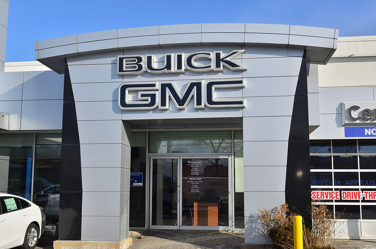 King Buick Gmc >> Buick Wikipedia