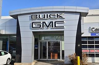 Buick Luxury brand of General Motors (GM)