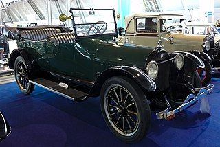 Buick Six Car model