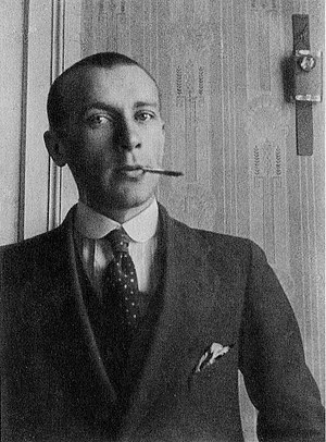 A Young Doctor's Notebook (TV series) - Mikhail Bulgakov (pictured in the 1910s) wrote the short story collection A Young Doctor's Notebook, drawing upon his own experiences as a newly graduated doctor in 1916–1918, practicing in a small village hospital in Smolensk Governorate and his addiction to morphine and subsequent rehabilitation.