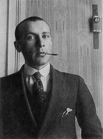 Mikhail Bulgakov - Bulgakov, 1910s