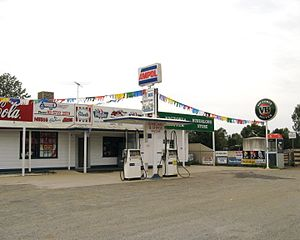 Howard Smith Ltd v Ampol Petroleum Ltd - Image: Bundalong General Store