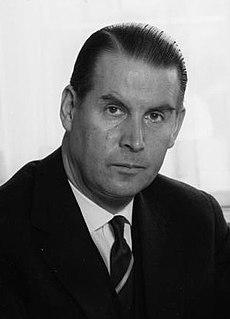 Gerhard Schröder (CDU) German politician (CDU), federal minister