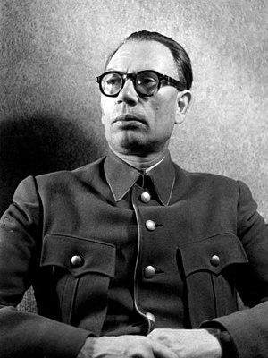 Andrey Vlasov - Lieutenant General A. A. Vlasov.