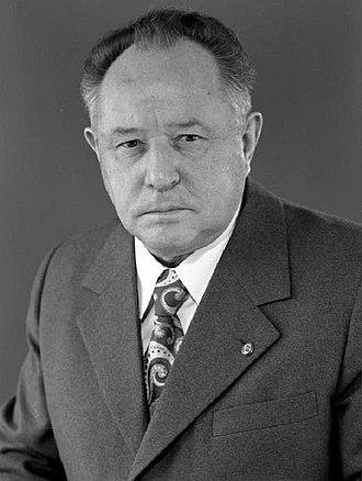 Erich Mielke - Mielke in 1976