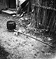Burkle na kolesih naredil Hočevar Anton l. 1891, Ostrožnik 1951.jpg