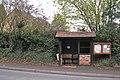 Bus shelter, Warwick Road, Leek Wootton - geograph.org.uk - 1572487.jpg
