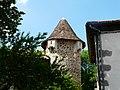 Bussière-Badil château Belleville tour.jpg