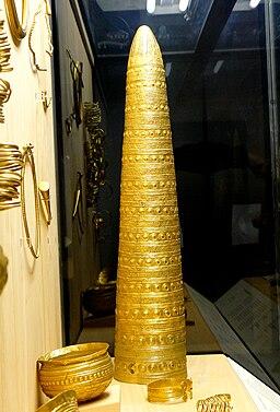 Cône d'Avanton, musée des Antiquités Nationales, 2010-03-26