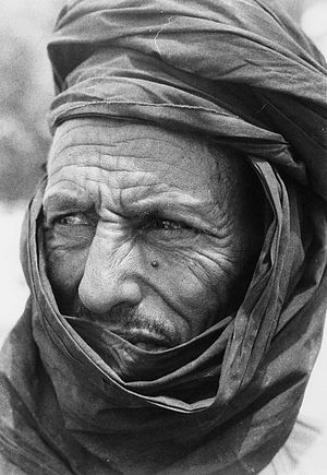 Tuareg people - A Tuareg man in Mali