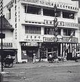 COLLECTIE TROPENMUSEUM Restaurant Nan King in de Chinese wijk Batavia TMnr 60039025.jpg