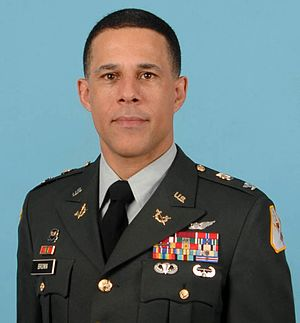 Anthony G. Brown - Colonel Brown's official U.S. Army photo