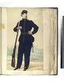 Caçador a pé, uniforme pequeno de inverno (NYPL b14896507-83970).tiff