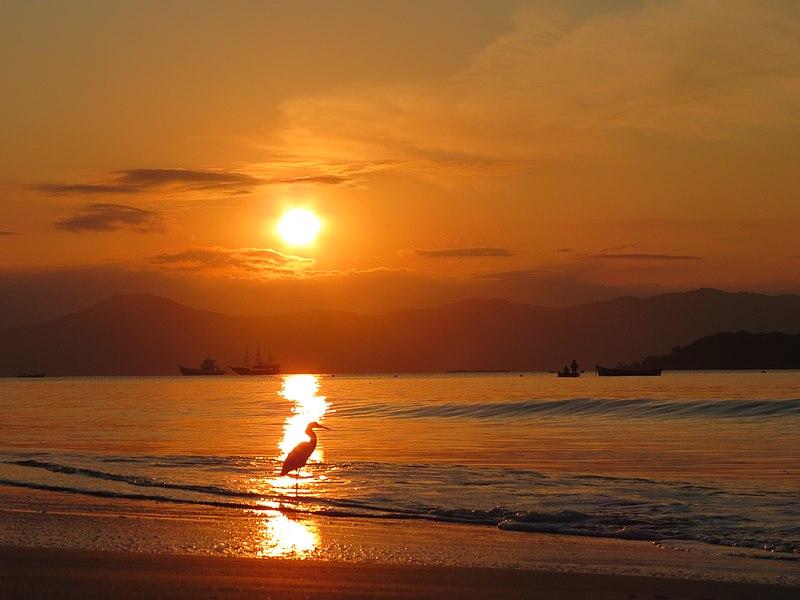 Roteiro pelas praias de Florianópolis