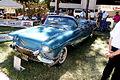 Cadillac El Dorado 1957 Biarritz Convertible LSideFront Lake Mirror Cassic 16Oct2010 (14690794447).jpg