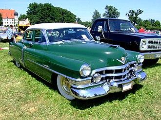 Cadillac Sixty Special - 1952 Cadillac 60 Special