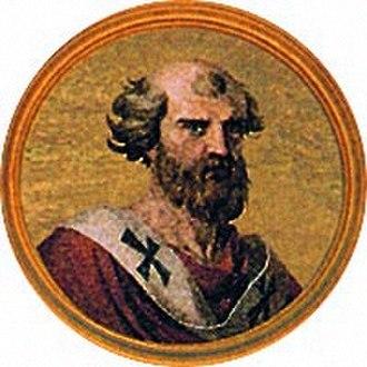 Pope Celestine II - Image: Caelestinus II