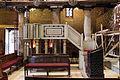 Cairo, chiesa di san sergio, pulpito.JPG