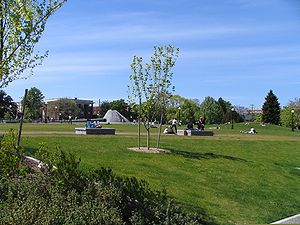 Cal Anderson Park - Image: Cal Anderson Park