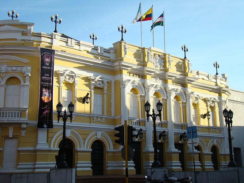 Cali theatre