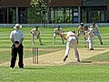 Cambridge University CC v MCC at Cambridge, England 017.jpg