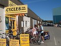 Camel Trail cycle hire at Padstow - geograph.org.uk - 482298.jpg