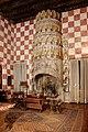 Camino carrarese nel Salone d'Onore del Castello di Monselice.jpg