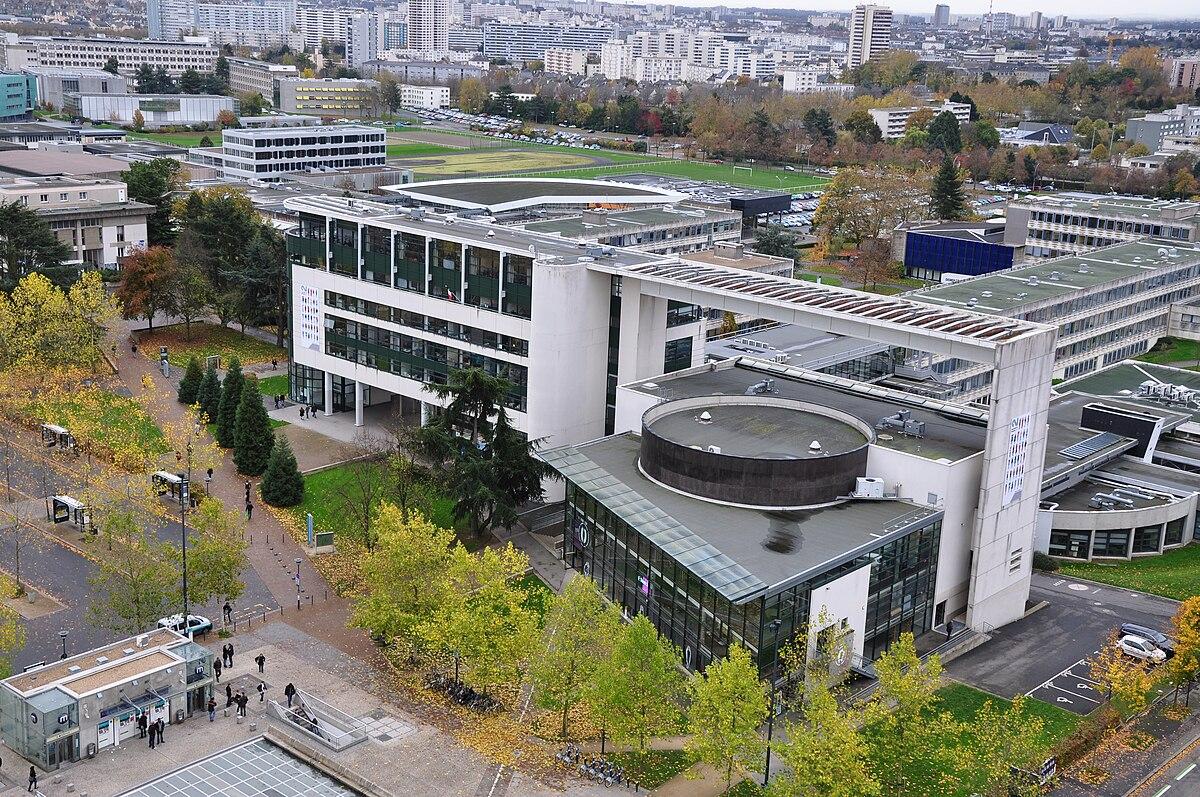 Campus de villejean wikip dia for Piscine des gayeulles rennes