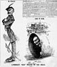 Candidate Bob Wilcox In Two Roles, Hawaiian Gazette, 1900.jpg