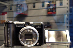 ���������� � Canon Power Shot A640